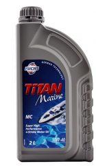 TITAN MC SAE 10W-40